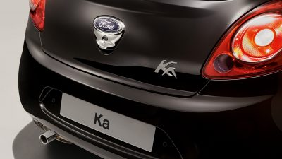 Ford Ka Metal