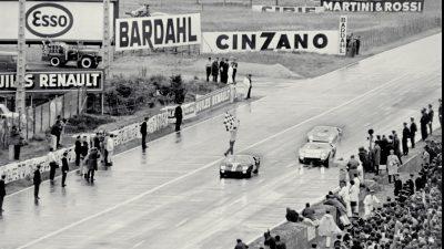 Historische overwinning op Le Mans 1966