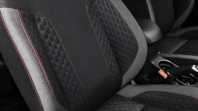 Ford Fiesta stoelbekleding