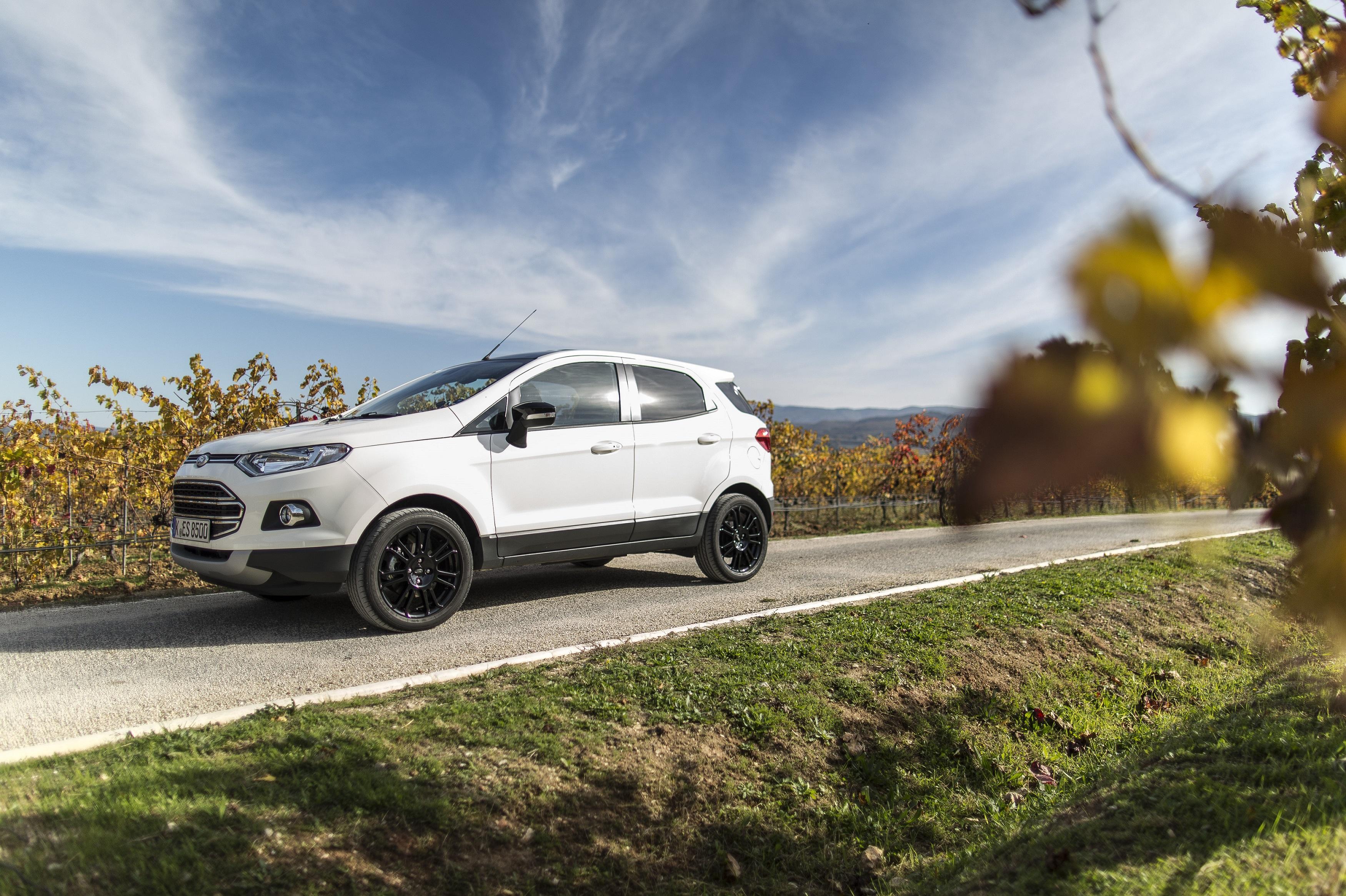 Ford EcoSport Titanium S-Edition