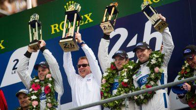 Winnaars 24 uur van Le Mans