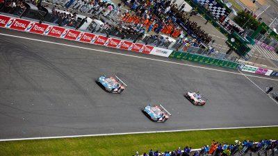 Ford GT op Le Mans