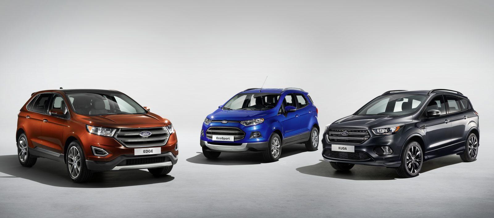 Ford Introduceert Rond 2020 Elektrische Suv Met Actieradius