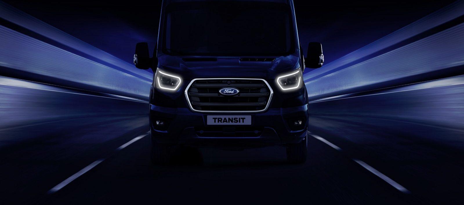 Bedrijfswagens Transit Transit Custom Ford Onthult Nieuwe Generatie